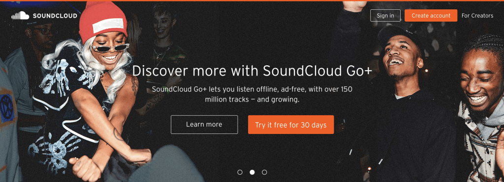 soundcloud podcast hosting