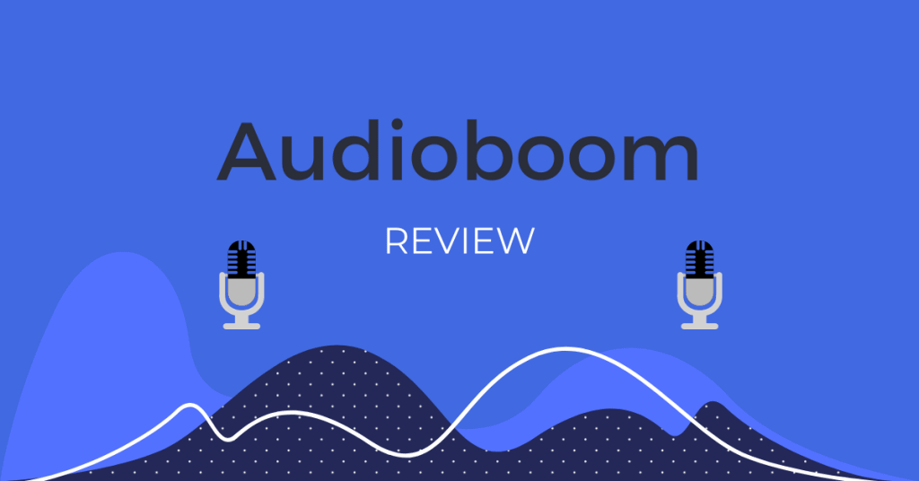 Audioboom podcasting