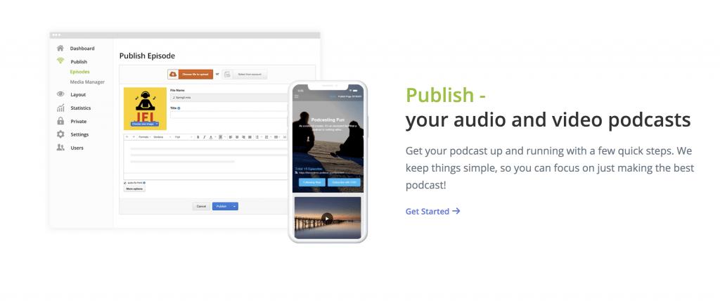 Podbean Podcasting