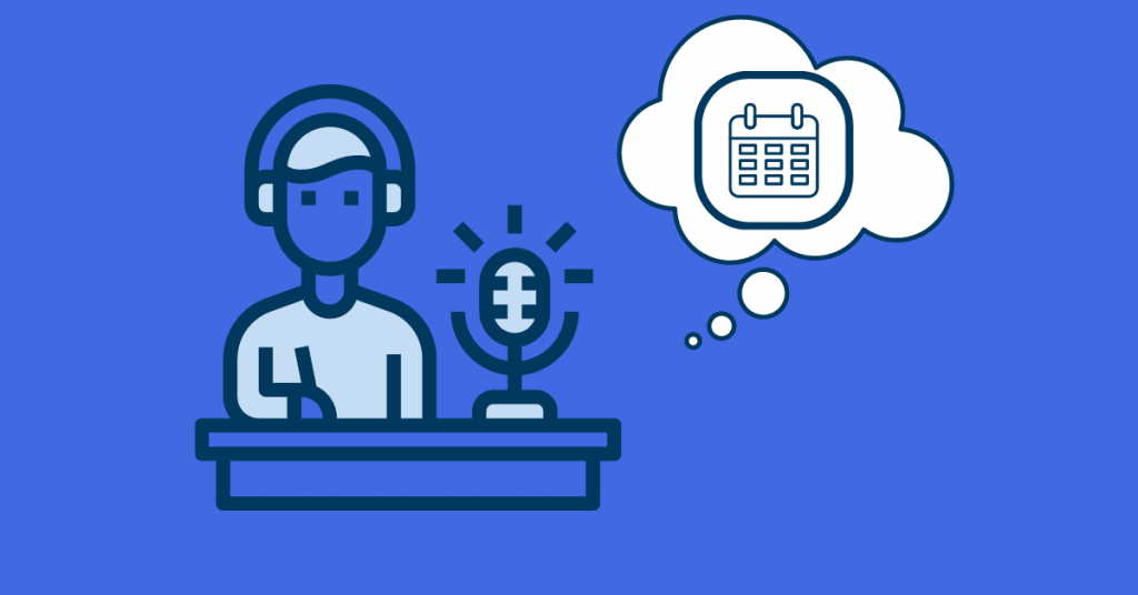 Podcast Publishing Timing and Frequency