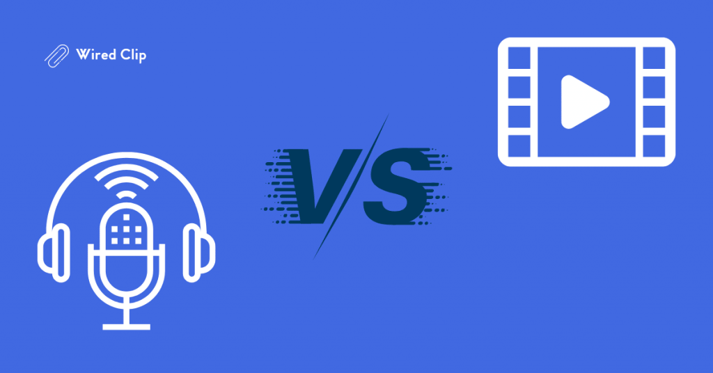 Which is Better Podcast or YouTube