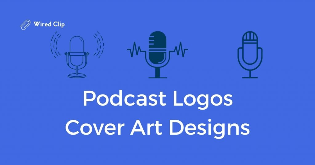 Podcast Logos and Cover Art Designs